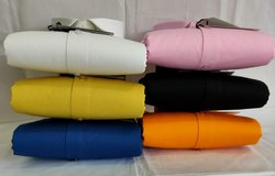 Male Plain Twill Cotton Shirts