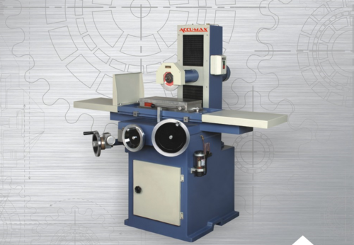 Manufacturer of Lathe Machines & Surface Grinder Machines by