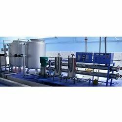 8000 LPH RO SS Plant With  Ultravoilet