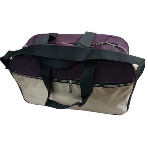 Polyester Casual Duffle Travelling Bag