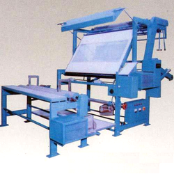 Fabric Inspection Rolling Machine