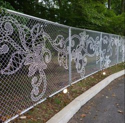 Lace Fence