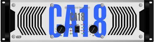 Ca 18 Sound Standard Amplifier