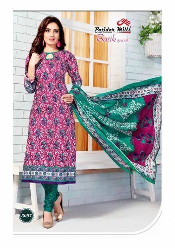 b8036fda22 Cotton Patidar Batik Salwar Suit, Rs 310 /piece, Womens Paradise ...