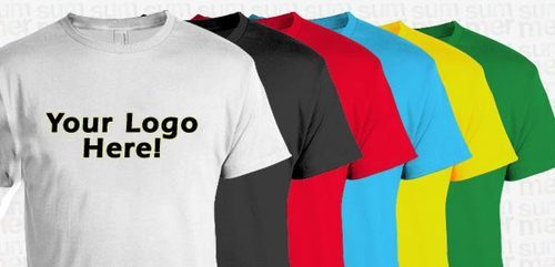 Customised Promotional T-Shirt Printing Service