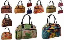 Cotton Kantha Large Women Shopping Hand Bag