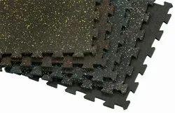 Interlocking Rubber Floor Tile