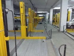 Automatic Stacked Car Parking System