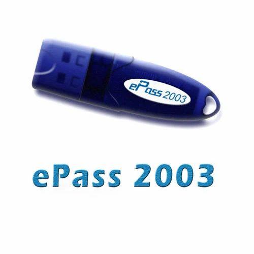 DRIVER FOR EPASS TOKEN 2003