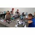 Robot Programming Teaching Service
