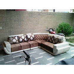 Modern L Shape Sofa Set