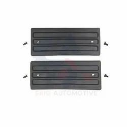 Garnish Extension Pillar Targa Bar Trim Plate Set For Suzuki Samurai SJ410 SJ413 Sierra Gypsy