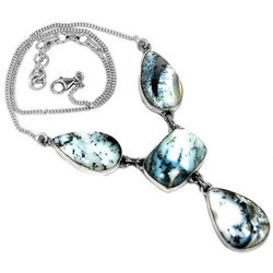 Dendrite Opal Necklaces