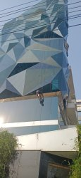 Commercial Glass Cleaning Services