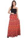 Womens Wrap Around Skirt