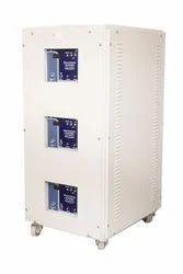 CNC Servo Controlled Voltage Stabilizer