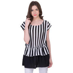 Classy Stripe Tops