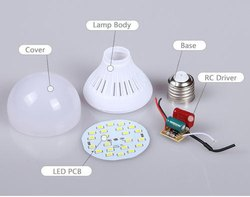 PLASTIC LED BULB RAW MATERIAL