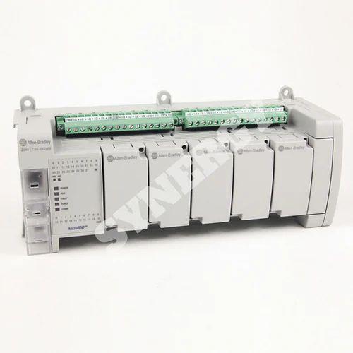Allen Bradley Micro 850 Plc2080 Lc50 48qwb