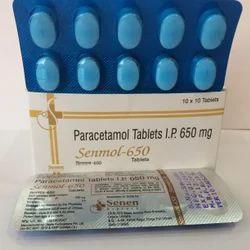Paracetamol Tablet I.P 650