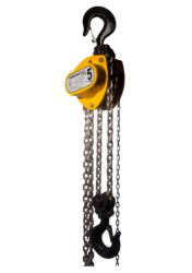 Manual Chain Pulley Block-0.5T x 3mtrs Lift