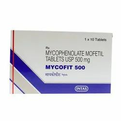 Mycophenolate Mofetil Tablet USP 500 mg