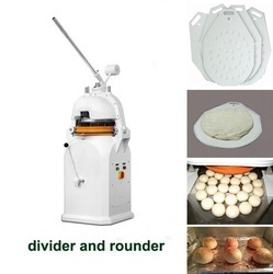 Dough Divider and Rounder
