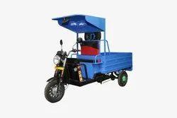 7 kw 982 mm DMW Deluxe E Loader Rickshaw, Vehicle Model: DMW Deluxe E- Loader