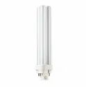 Glass Cool White Philips Master Pl-c 26w/865, Model Name/number: 927907386501, Base Type: G24q-3 (4p)