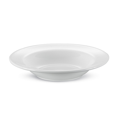 White Ceramic Tata S Pasta Plates  sc 1 st  IndiaMART & White Ceramic Tata S Pasta Plates Rs 570 /piece Max Lifestyle | ID ...