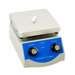 SS Laboratory Magnetic Stirrer