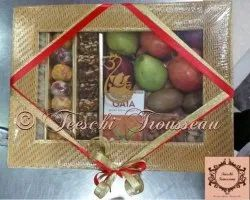 Fruit Wedding Trousseau Packing