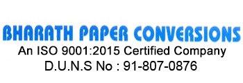 Bharath Paper Conversions