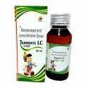 Montelukast and Levocetirizine Syrup