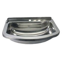 AMC Stainless Steel Wash Basin