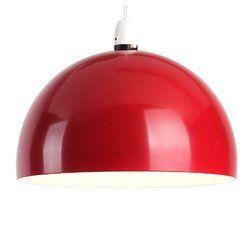 LED Pure White Dome Pendant Ceiling Light