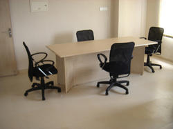 Four Seater Conference Table