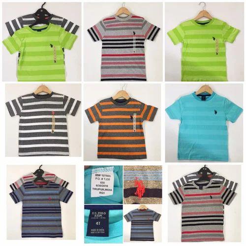 US Polo Boys Tees at Rs 99/piece   Boys Polo T-Shirt   ID: 20114220912