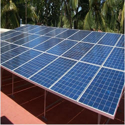 Solar Rooftop System, Capacity: 100 kW
