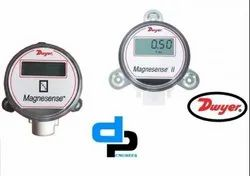 Dwyer MS 131 LCD Manganese Differential Pressure Transmitter