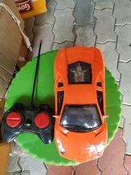 Remote Plastic Car
