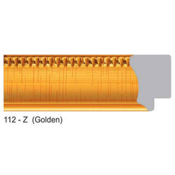112 - Z Series Golden Photo Frame Moldings