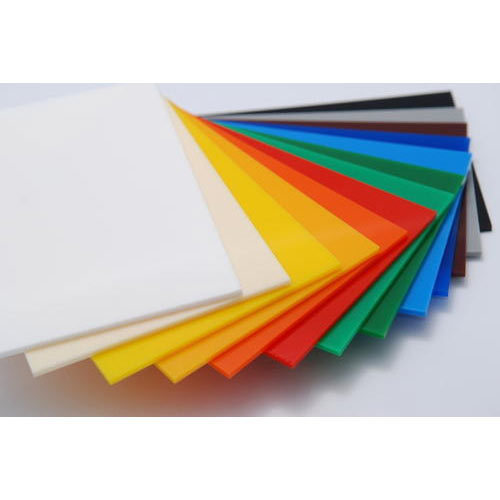 Colored Acrylic Sheets at Rs 45 /square feet | Acrylic Glass Sheet ...