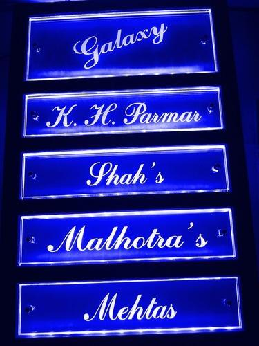 Top Name Plates - Stainless Steel Name Plates Manufacturer from Mumbai BI36