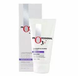O3 Lightening & Calming Face Wash 50 Gm
