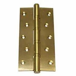 6inch x 3inch x 3mm Brass Ball Bearing Hinge