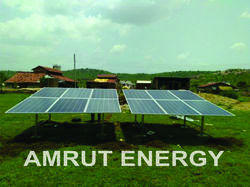 Solar Pump for Drinking Water