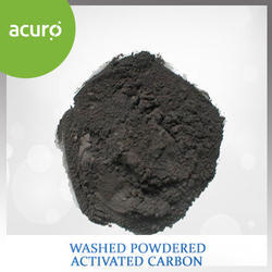 Washed Powdered Activated Carbon