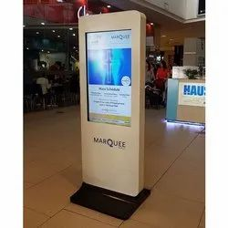 Kiosk Advertisement Services In Mall