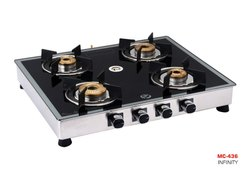 MC-436 Four Burner Stove